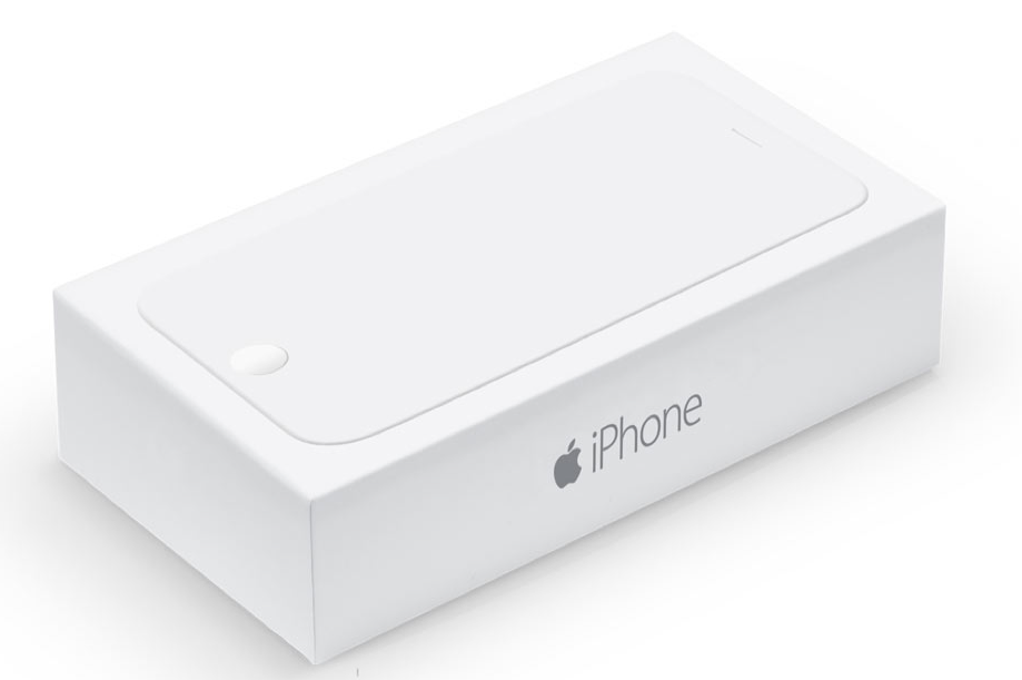 iphone 6 box packaging