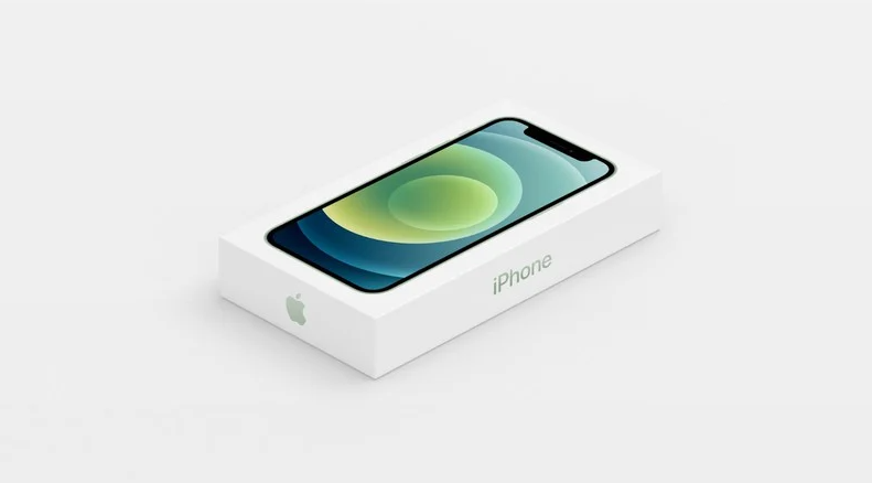 iphone 12 box packaging