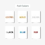 Foil BC Colors
