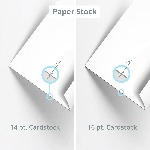 Foil BC Paper Stocks