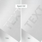 Spot UV