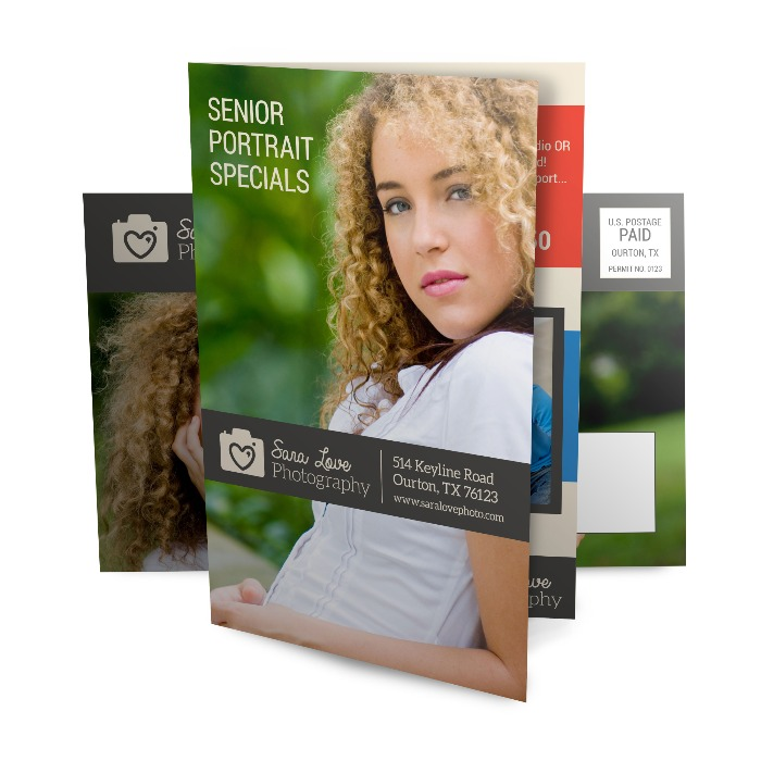 Brochures with Mailing Services