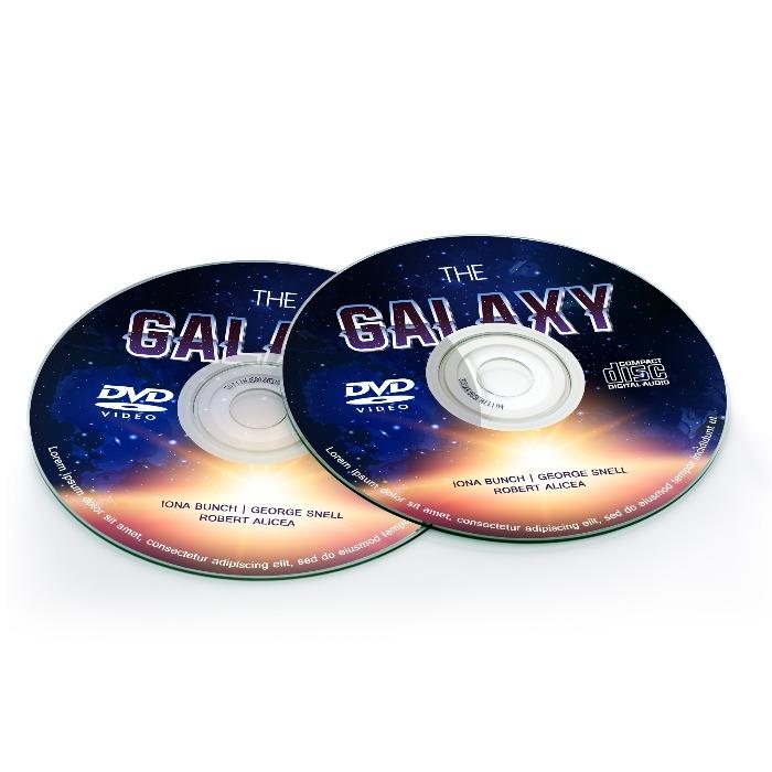 DVD Labels