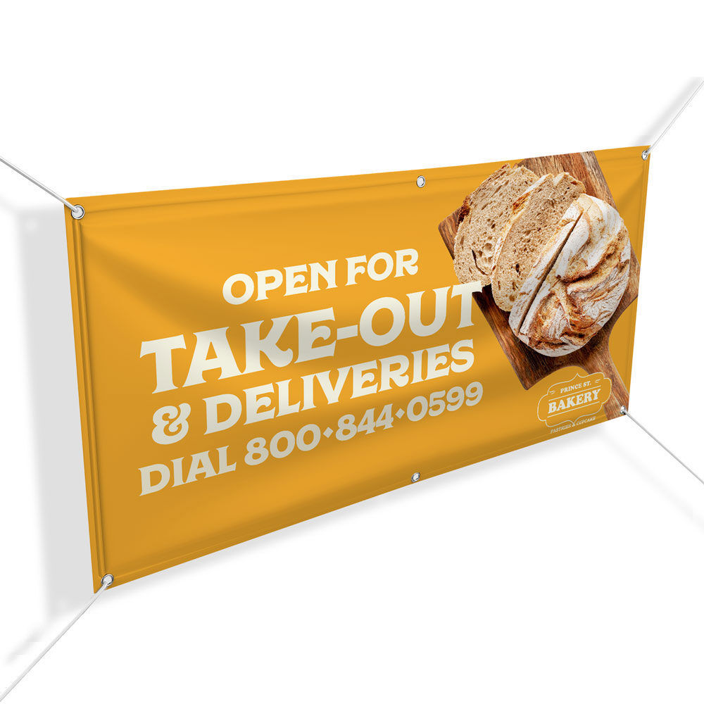 banners printing for restaurants